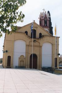 Ιερός ναός Αγιών Ανδρονίκου και Αθανασίας